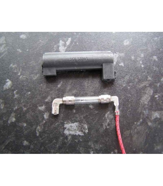 High Voltage Microwave Oven 800mA 5kV Fuse