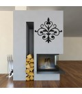 Art pattern wall decal for wall stickers.